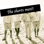 """【""""女子ウケ""""比率8倍に!?】メンズショートパンツの着こなしは膝丈がセーフライン"""