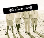 【画像】メンズショートパンツはきもいは迷信