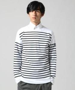 【画像】バスクシャツレイヤード