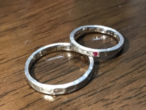 結婚指輪は自分で制作!?プライスレスな思い出作りにマジでおすすめ!