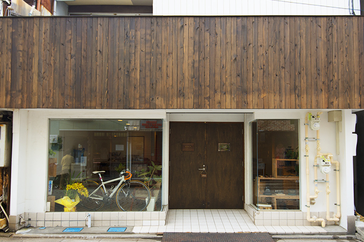 【画像】鎌倉彫金工房の外観