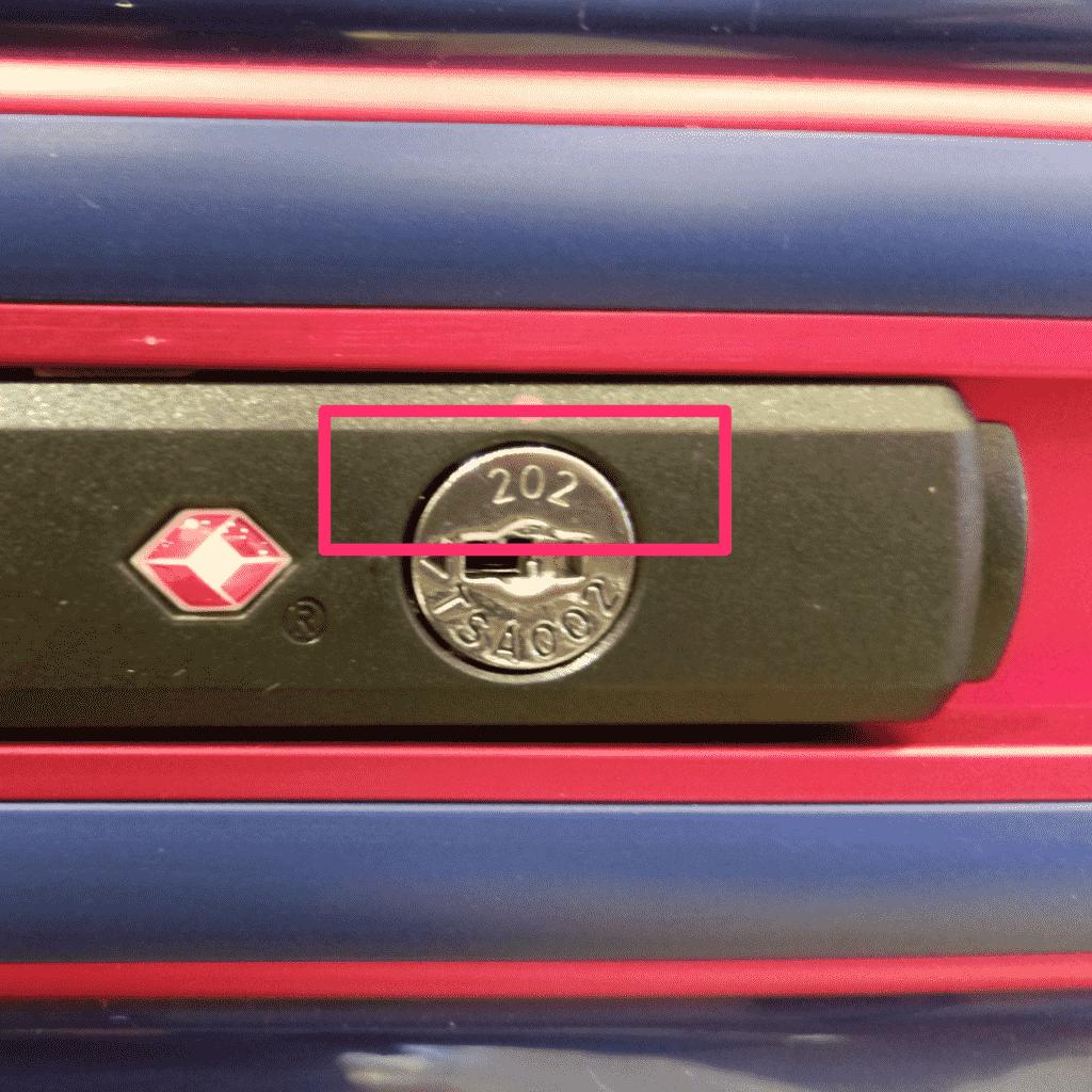【画像】フレームタイプの鍵番号