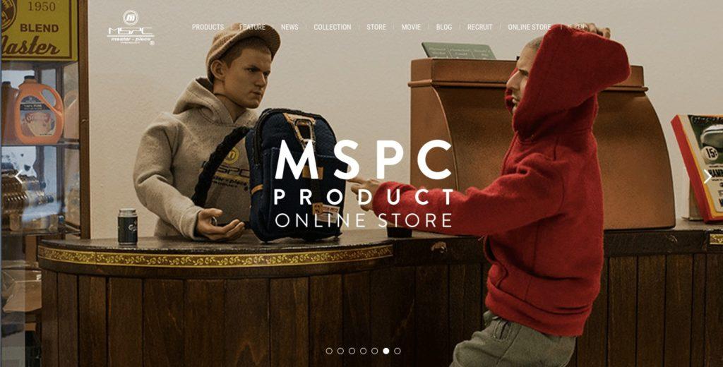 【画像】マスターピース公式サイト