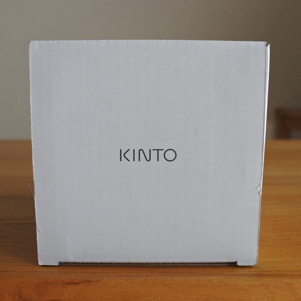 【画像】KINTO(キントー)アイスティーグラスのパッケージ