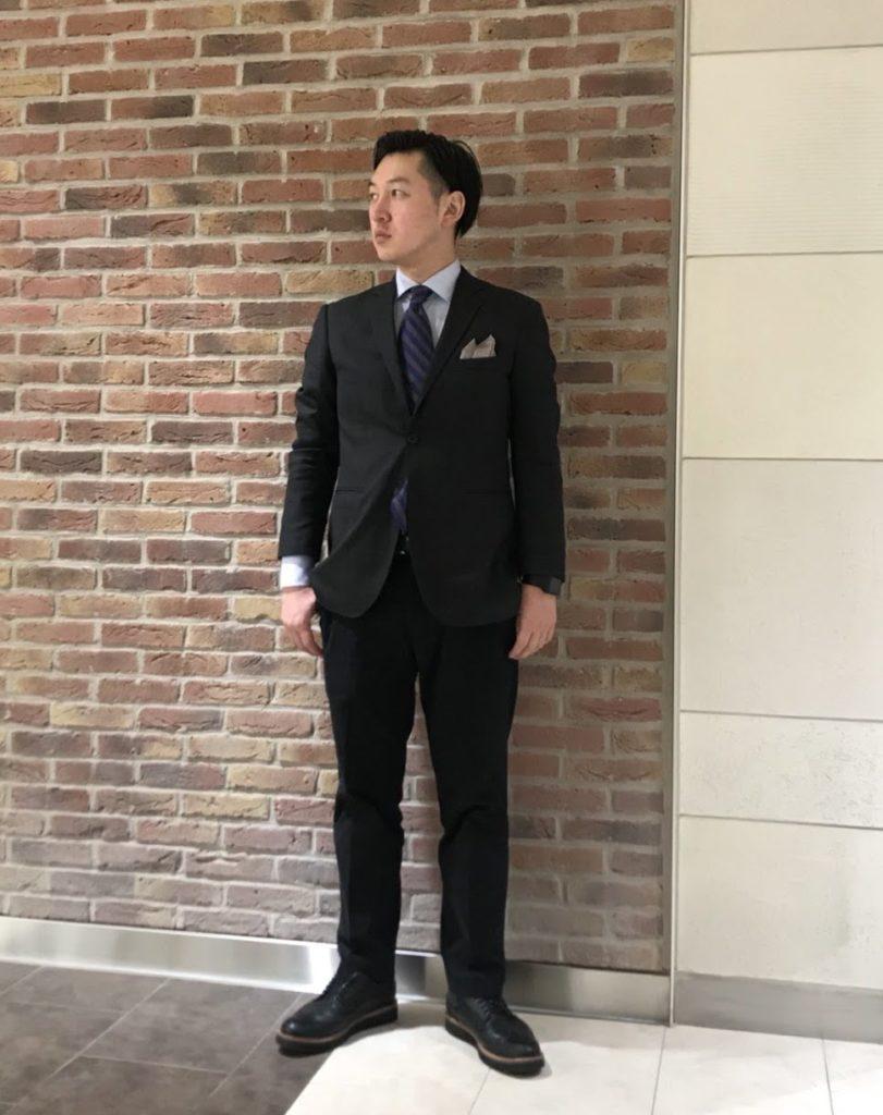 【画像】鎌倉シャツでコーディネートしたよ