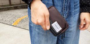 【画像】キー、コイン、カードが入るマルチケース