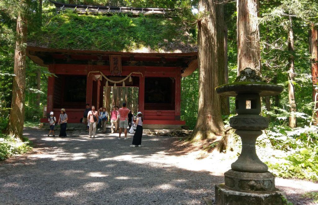 【画像】戸隠神社がリアルジブリ感じハンパない