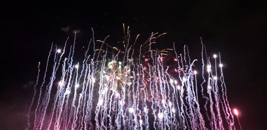 【画像】【画像】二子玉川花火大会の花火写真
