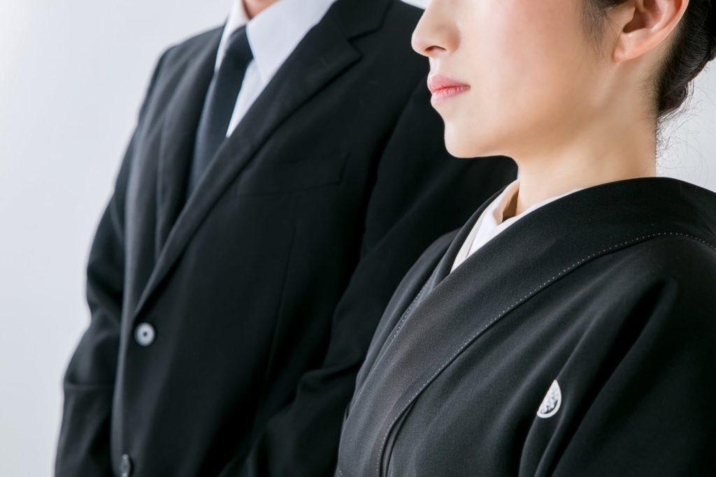 【画像】葬式用コーディネート tpo