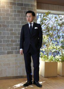 【画像】ゾゾのビジネススーツを着てみた