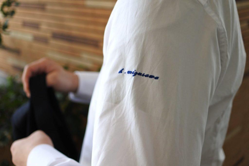 【画像】ゾゾのビジネススーツのシャツを着てみた
