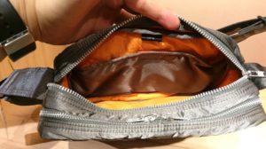 【画像】イクメンにおすすめのショルダーバッグ内装2