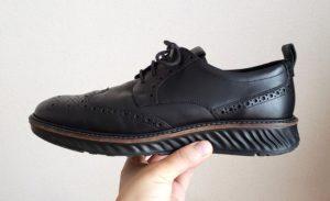 【画像】ECCO ST.1 HYBRID最高評価の靴