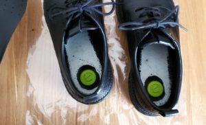 【画像】eccoの靴はインソール取り外せる