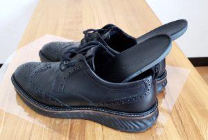【画像】eccoの靴は1日履いたらインソール外す