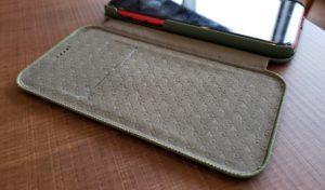 【画像】仕事で使う手帳型のiPhoneケース