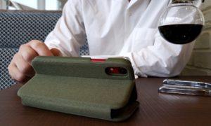 【画像】仕事iPhoneケース