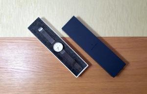 【画像】Nordgreen(ノードグリーン)の時計を買った