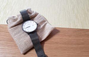 【画像】ステンレス時計