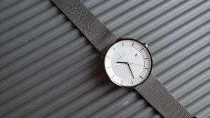 【画像】合わせやすい腕時計Nordgreen(ノードグリーン)の正面