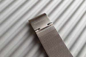 【画像】合わせやすい腕時計Nordgreen(ノードグリーン)バックル