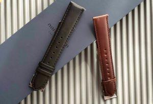 【画像】合わせやすい腕時計Nordgreen(ノードグリーン)のベルト交換用レザーベルト