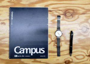 【画像】オンオフ問わず使える時計