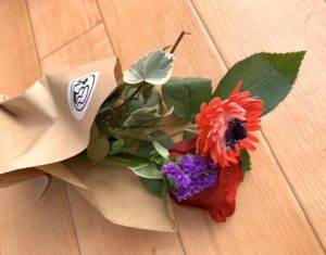 【画像】産後のイライラ対策の花