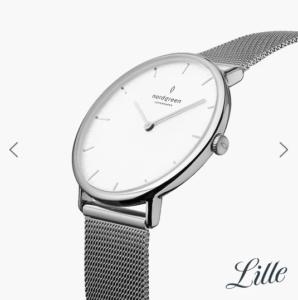 """その腕時計恥ずかしくない?コスパ重視派におすすめする北欧ブランド""""ノードグリーン"""""""